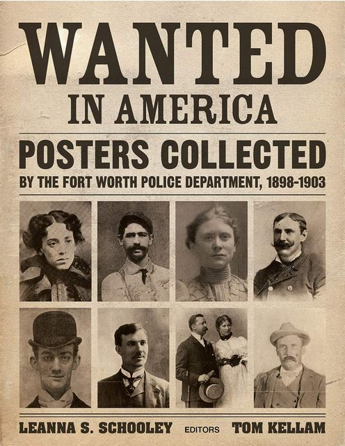 Wanted in America Posters Collected Book Cover
